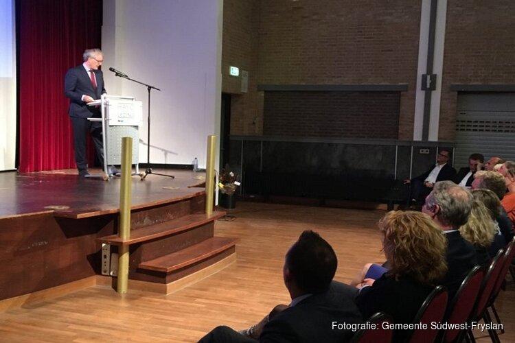 Thom de Graaf: 'Burgemeester: zowel boegbeeld als aambeeld'