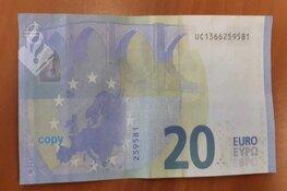 Onderzoek naar uitgeven vals geld