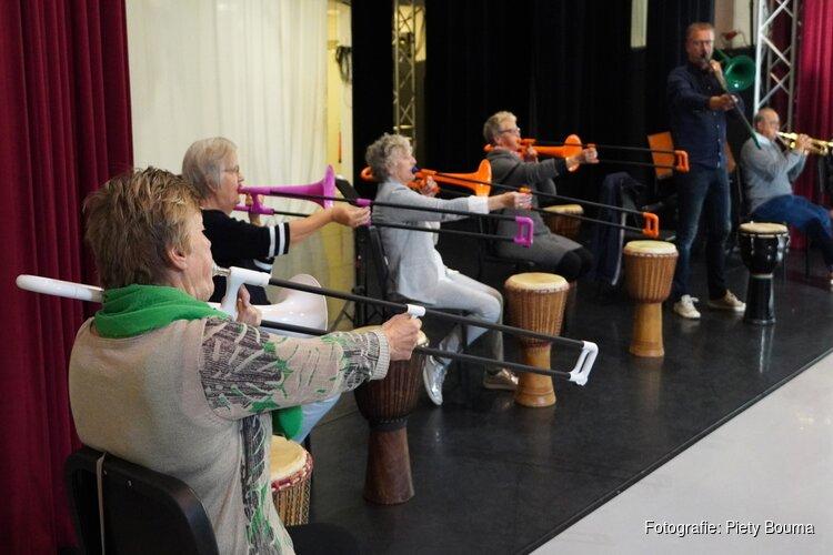Samen coronaproof genieten van workshops tijdens Kom Erbij Festival