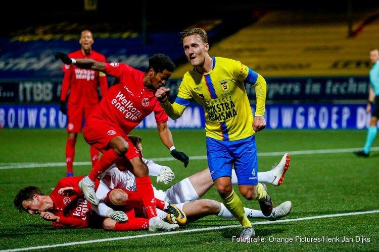 SC Cambuur speelt Almere City FC van de mat in topper