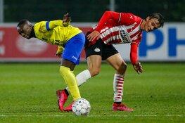 SC Cambuur loopt verder uit na nipte zege bij Jong PSV